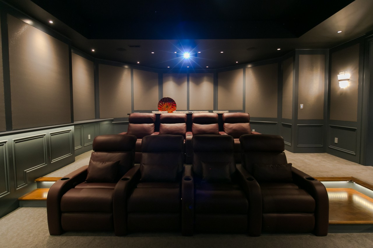 High Performance Home Theater